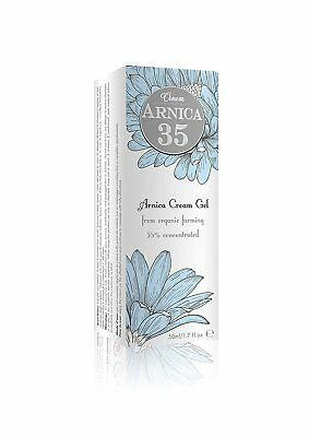 Arnica 35 EXTRA STRONG -arnica Cream Gel with 35% concentrated Arnica, 50 ml.