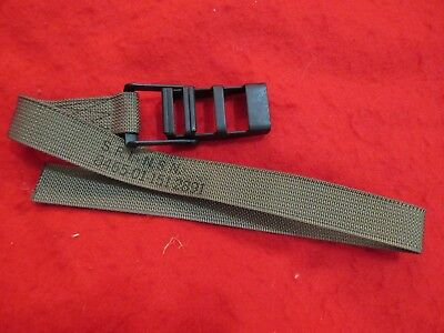 Issue  Us Army Kidney Back Pad Attachment Strap Od Alice Pack Usgi Surplus Nos
