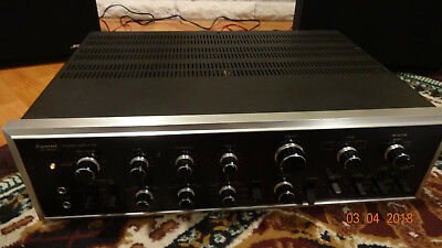 Sansui AU-9500 Amplifier 110/220V Free Shipping in The U.S