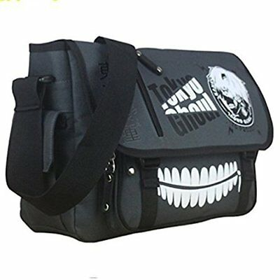 Maggift Anime Tokyo Ghoul Canvas Cosplay Fashion Messenger Bag Bags Cases Naruto