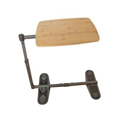 Universal Swivel Tray Table  - Adds a convenient medical table to any couch, cha