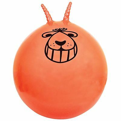 Retro Giant Space Hopper Bouncy Balance Kid Toy Foot Pump Inflatable Outdoor Fun