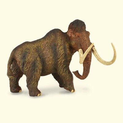 WOOLLY MAMMOTH 1:20 DINOSAUR DETAILED MODEL CollectA HAND PAINTED BNWT GIFT