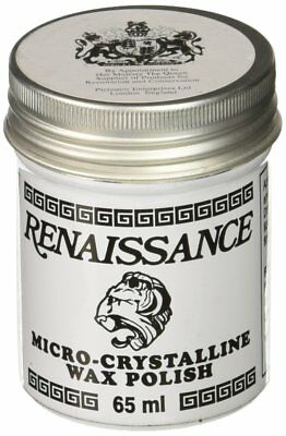 Renaissance Micro-Crystalline Wax Polish 65 ml