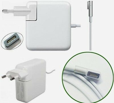 Alimentatore Apple Caricabatterie Macbook Air E  Pro 60W Magsafe 1