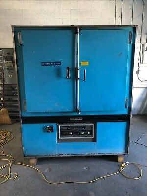 "Blue M Oven Model P0M7-1406C - 48"" Wide x 36"" Tall x 24"" Deep - 650° Max Temp"