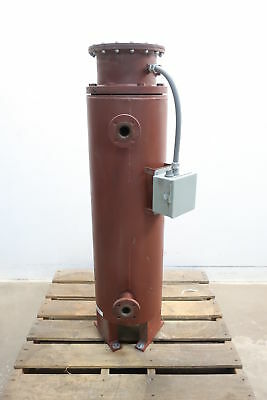 New Accutherm 773-367-S-1 45-286B1 Heat Exchanger 24Kw 1-1/4In 480V-Ac D601354