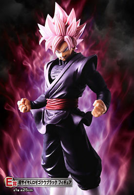 "BANPREST Ichiban Kuji Dragon Ball Super Son Goku ""Super Saiyan Rose Gokou Black"""