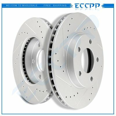 Chrysler 300 Rear Disc Brake Rotor 40510022 OPparts