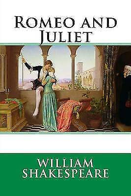 Romeo and Juliet by William Shakespeare (Paperback / softback)