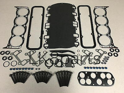 Land Rover Discovery 2 99-04 V8 Head Gasket Set With Head Bolt Set New Stc4082