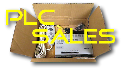 Keyence CV-701P  |  Machine Vision Controller with Remote  *NIB*