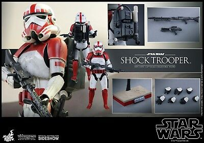 STAR WARS - VGM20 Shock Stormtrooper by Hot Toys - Battlefront - SOLD OUT! NEW!