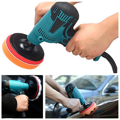 High-quality Car Paint Care&Porcelain Polisher 6 Adjustable-Speed Durable Motor