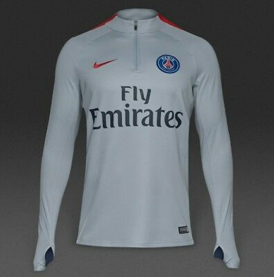Nike Paris Saint-Germain Squad Drill Men's Top - 809738 013