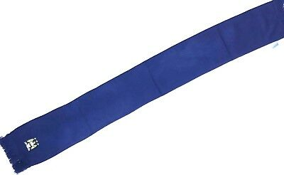 Manchester City Scarf Retro Club Crest Official Football Gifts