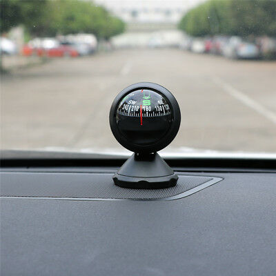 Boat Car Compass Navigation Dashboard Mount Marine Outdoor Compass Decorative FN