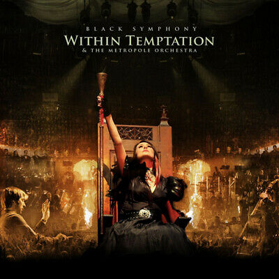 Within Temptation : Black Symphony CD (2018) ***NEW***