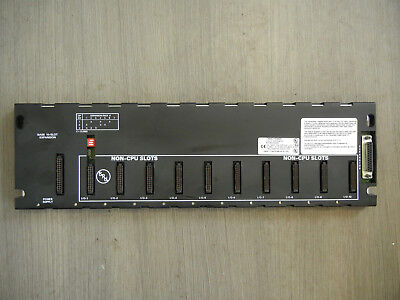 GE Fanuc IC693CHS392H Rack Chassis Base 10-Slot Expansion Emi Enhanced