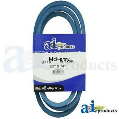 Genuine OEM AIP Replacement PIX Belt fits SNAPPER A-5023255 5023255