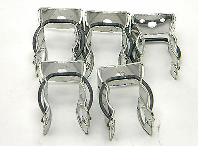 Lot Of 5 New Ilsco M2435 60A-600V Fuse Clips