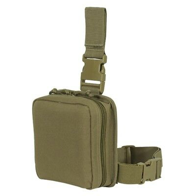 VooDoo Tactical Drop Leg First Aid Pouch, Coyote Tan CT - 20-0020007000