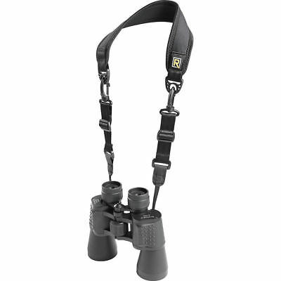 Black Rapid Binocular Strap And Binoc Adapter for Black Rapid Double Strap