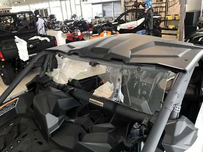 Can-Am Maverick X3 Rear Windshield Window Cab Back Dustopper MAX