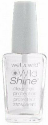 Wet N Wild Protective Base Coat Zilver