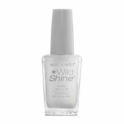 Wet N Wild Matte Top Coat Zilver