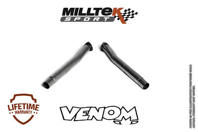 Milltek Exhaust Secondary Cat-Bypass for Audi RS3 8V Sportback MQB SSXAU588