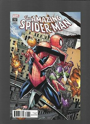 AMAZING SPIDER-MAN #797 HUMBERTO RAMOS CONNECTING VARIANT 1st PRINT RED GOBLIN