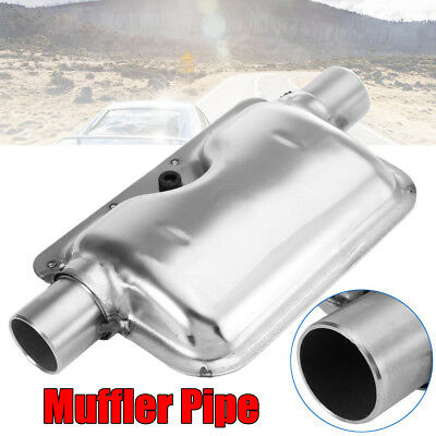 Steel Exhaust Pipe Silencer System For Air Diesel Parking Heater Muffler 22mm AU