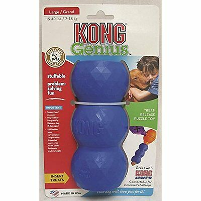 Genius Mike Dog Toy, Large (Colors Vary)