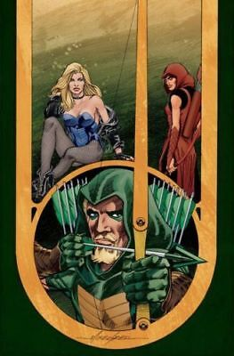 Dc Comics - Green Arrow #38 Variant - First Print
