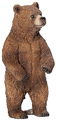 Toy Figure, Female Grizzly Bear,  Ages 3 & Up, Schleich, 14686