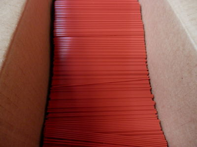 """Wholesale 10,000 LPS WD40 Little Red Straw Tube 6""""Spray Can Nozzel Tip Nozzle FS"""