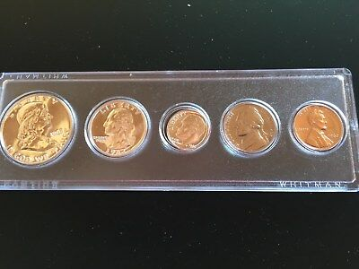 "1962 Silver Proof Set ""With Mint Luster"""