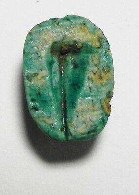 ZURQIEH - as3473- ANCIENT EGYPT. STONE SCARAB . NEW KINGDOM. 1400 B.C