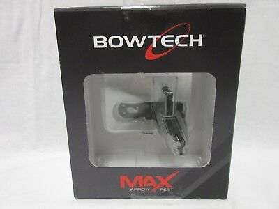 Bowtech Max Drop away Arrow Rest Right Hand Black by RipCord