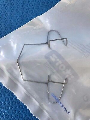 Storz E4116 Thornton Wire Speculum / Eyelid Retractor Ophthalmic Ophthalmology
