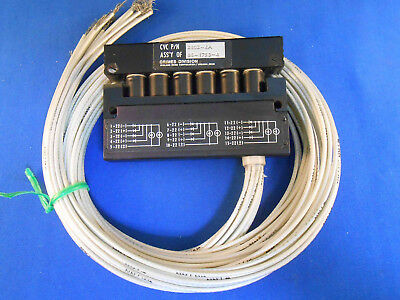 """65-0935.4 Grimes Light Indicadtor   Wire Leads App. 36""""   New Old Stock"""