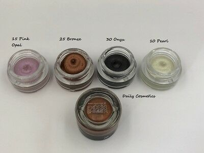 Max Factor Excess Shimmer 5 Shades