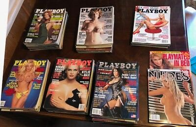 Playboy Magazine collection 55 issues
