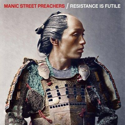 Resistance Is Futile - Manic Street Preachers (Album) [CD]