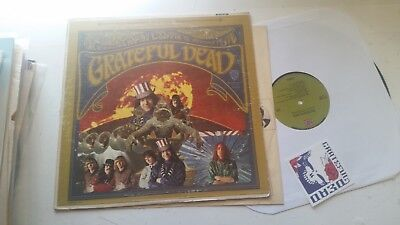Grateful Dead LP self titled 1st stereo w7 ws1689 debut jerry garcia sticker '69