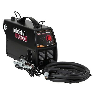 LINCOLN ELECTRIC Plasma Cutter,P20,20A,115V, K2820-1 ( FREE SHIPPING )