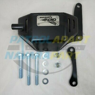 Nissan Patrol GQ GU Roadsafe Bolt On Diff Brace Guard Protector (SB011)