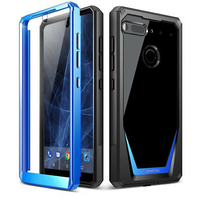 Poetic Guardian [REVISED VERSION] Protection Case For Essential Phone PH-1 Blue