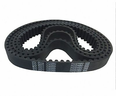 HTD 8M Timing Belt 8mm Pitch - 15 to 40mm Wide - 704 to 984 long - Select